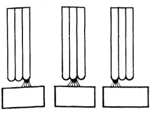 Сварка пучком электродов