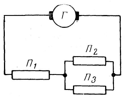 Схема смешанного соединения